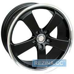 Купить Легковой диск STILAUTO Futura Black R16 W7 PCD5x110 ET42 DIA67
