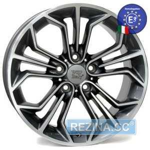 Купить BMW VENUS BM71 W671 ANTHRACITE POLISHED R19 W9 PCD5x120 ET42 DIA72.6