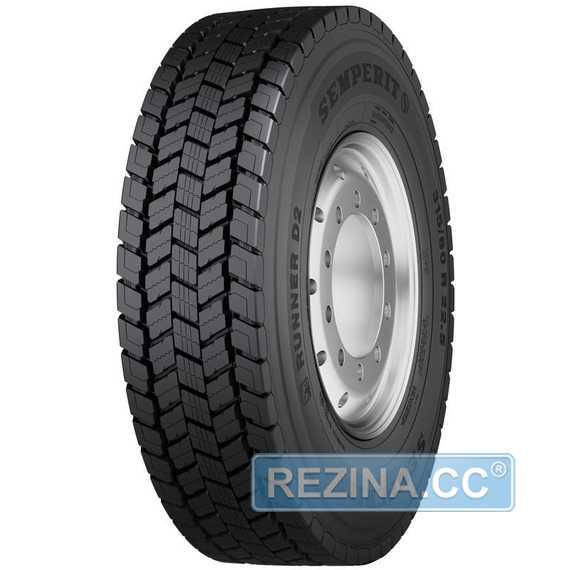 Купить Грузовая шина SEMPERIT RUNNER D2 (ведущая) 315/80R22.5 156/150L