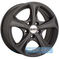 Купить DISLA Luxury 606 GM R16 W7 PCD5x108 ET38 DIA65.1