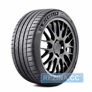 Купить Летняя шина MICHELIN PILOT SPORT 4S 265/40R20 104Y