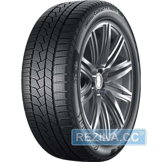Купить Зимняя шина CONTINENTAL WinterContact TS 860S 265/45R18 101V