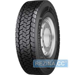 Купить Грузовая шина UNIROYAL DH40 (ведущая) 295/80R22.5 152/148M