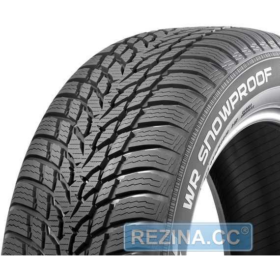 Купить Зимняя шина NOKIAN WR Snowproof 205/55R16 91T
