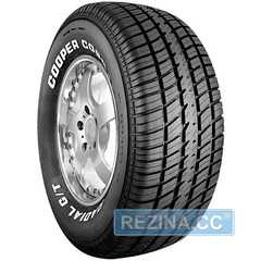 Купить Всесезонная шина COOPER Cobra Radial G/T 215/70R15 97T