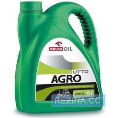 Трансмиссионно-гидравлическое масло ORLEN AGRO UTTO - rezina.cc