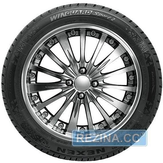 Купить Зимняя шина NEXEN WinGuard Sport 2 WU7 275/40R20 106W