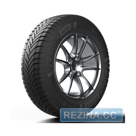 Зимняя шина MICHELIN Alpin 6 - rezina.cc