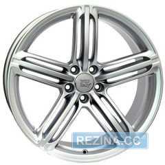 Купить WSP ITALY AUDI POMPEI AU60 SILVER W560 R17 W8 PCD5x112 ET40 DIA57.1