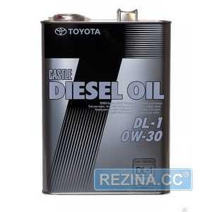 Купить Моторное масло TOYOTA Diesel Oil DL1 0W-30 (4л.)