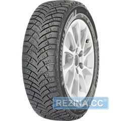 Купить Зимняя шина MICHELIN Latitude X-ICE NORTH 4 255/40R19 100H (Шип)