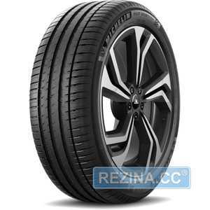 Купить Летняя шина MICHELIN Pilot Sport 4 SUV 255/55R19 111V