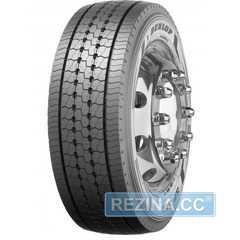Купить Грузовая шина DUNLOP SP346 3PSF (рулевая) 225/75R17,5 129/127M