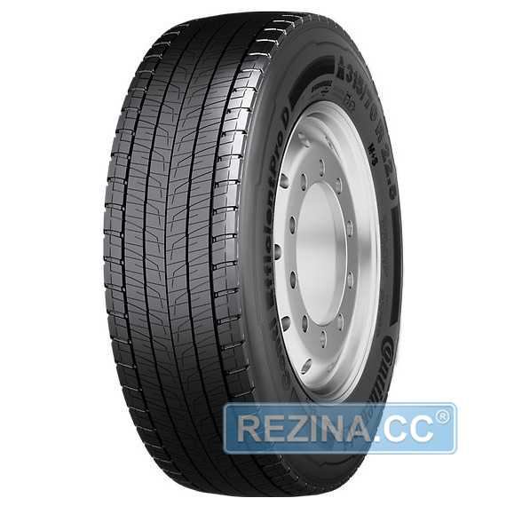 Купить Грузовая шина CONTINENTAL Conti EfficientPro D (ведущая) 315/70R22.5 154/150M