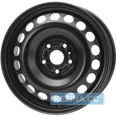 Купить Легковой диск STEEL TREBL X40923 BLACK R15 W6 PCD4x100 ET46 DIA54.1