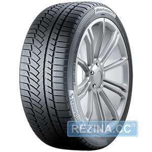 Купить Зимняя шина CONTINENTAL ContiWinterContact TS 850P 255/35R20 97W