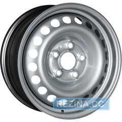 Купить Легковой диск STEEL TREBL X40027 Silver R16 W6.5 PCD5x130 ET43 DIA84.1