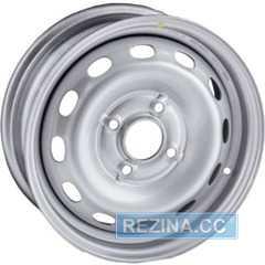 Купить Легковой диск STEEL TREBL 8337T Silver R15 W6.5 PCD5x160 ET60 DIA65