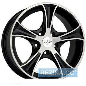 Купить ANGEL Luxury 706 BD R17 W7.5 PCD5x108 ET45 DIA67.1