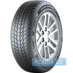 Купить Зимняя шина GENERAL TIRE Snow Grabber Plus 235/60R18 107H