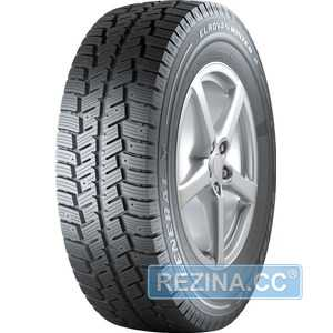 Купить зимняя шина GENERAL TIRE Eurovan Winter 2 185/80R14C 102/100Q (Под шип)