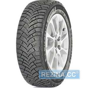 Купить Зимняя шина MICHELIN X-Ice North 4 (Шип) 235/55R19 105T SUV