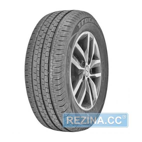 Всесезонная шина TRACMAX A/S Van Saver - rezina.cc
