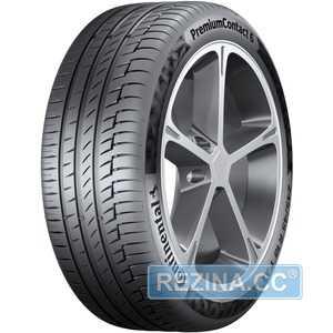 Купить Летняя шина CONTINENTAL ContiPremiumContact 6 225/45R18 95Y
