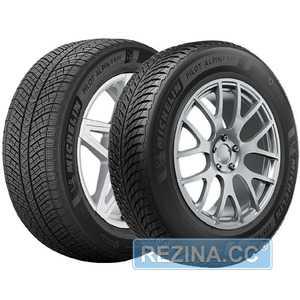 Купить Зимняя шина MICHELIN Pilot Alpin 5 SUV 255/60R18 112V