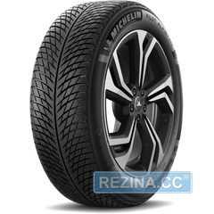 Купить Зимняя шина MICHELIN Pilot Alpin 5 245/40R18 98W