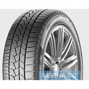 Купить Зимняя шина CONTINENTAL WinterContact TS 860S Run Flat 205/55R16 91H