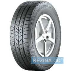 Купить Зимняя шина CONTINENTAL VanContact Winter 225/55R17C 109/107T