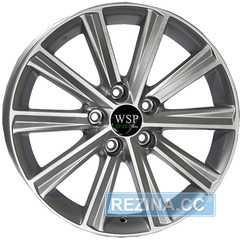Купить WSP ITALY GREEN line G3901 (SILVER) R17 W7 PCD5x114.3 ET45 DIA67.1
