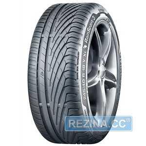 Купить Летняя шина UNIROYAL RainSport 3 225/40R18 92W Run Flat