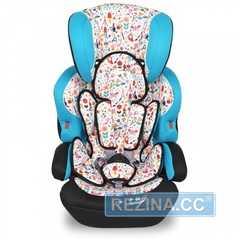 Купить Автокресло BAMBI KX18 blue