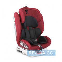 Купить Автокресло BERTONI ROTO ISOFIX red/black