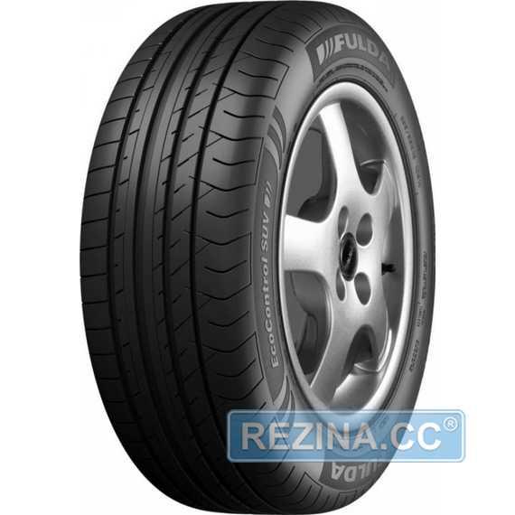 Купить Летняя шина FULDA Ecocontrol SUV 215/55R18 99V