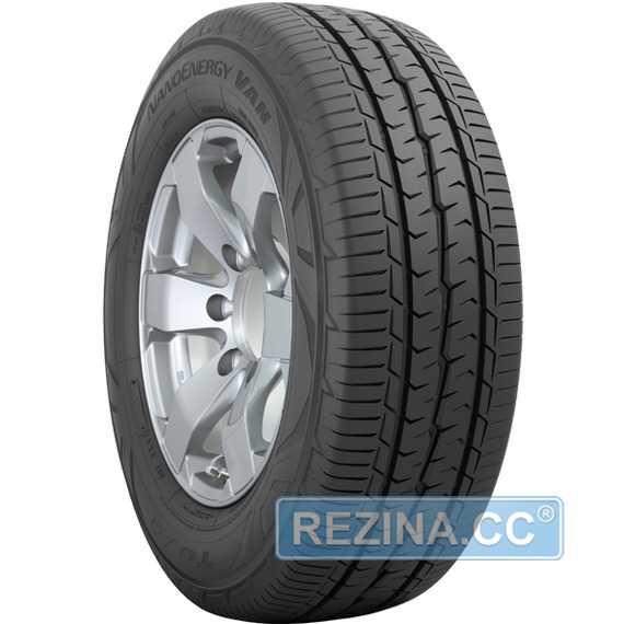 Купить Летняя шина TOYO NANO ENERGY VAN 195/75R16C 107/105T