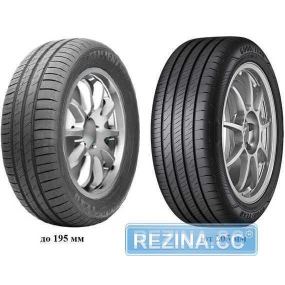 Купить Летняя шина GOODYEAR EfficientGrip Performance 2 205/50R17 89V