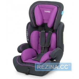 Купить Автокресло BAMBI M 4250 ISOFIX purple