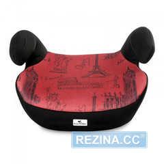 Купить Автокресло LORELLI (BERTONI) Teddy black/red cities