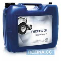 Трансмиссионное масло NESTE Premium Gear UTTO - rezina.cc
