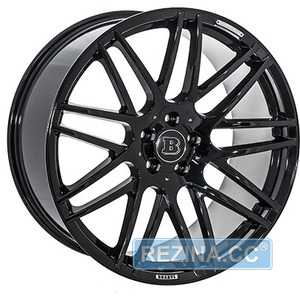 Купить ALLANTE 1003 BLACK R21 W10 PCD5x112 ET48 DIA66.6