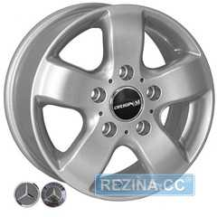 Купить ZW 00221 S R15 W7 PCD5x130 ET60 DIA84.1