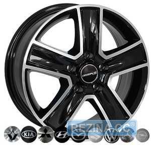 Купить Легковой диск ZW BK473 BP R15 W6.5 PCD5x112 ET45 DIA57.1
