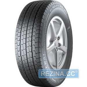 Купить Всесезонная шина GENERAL EUROVAN A/S 365 225/70/15C 112/110R