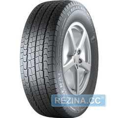 Купить Всесезонная шина GENERAL EUROVAN A/S 365 205/75R16C 110/108R
