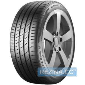 Купить Летняя шина GENERAL TIRE ALTIMAX ONE S 255/45R18 100Y