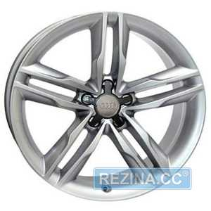Купить Легковой диск WSP ITALY AUDI W562 AMALFI SILVER R18 W8 PCD5x112 ET26 DIA66.6
