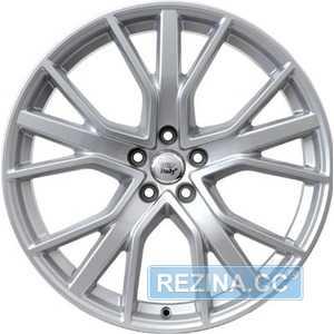 Купить WSP ITALY ALICUDI W571 SILVER SHINE R21 W8.5 PCD5x112 ET30 DIA66.6